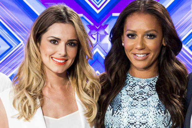 Why I Prefer Mel B over Cheryl on X-Factor