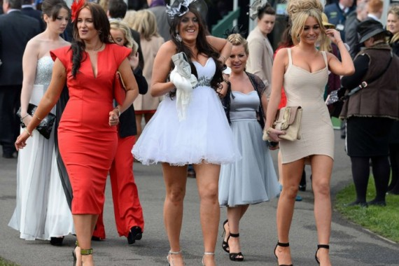It's Great to be a Lady on Ladies Day!