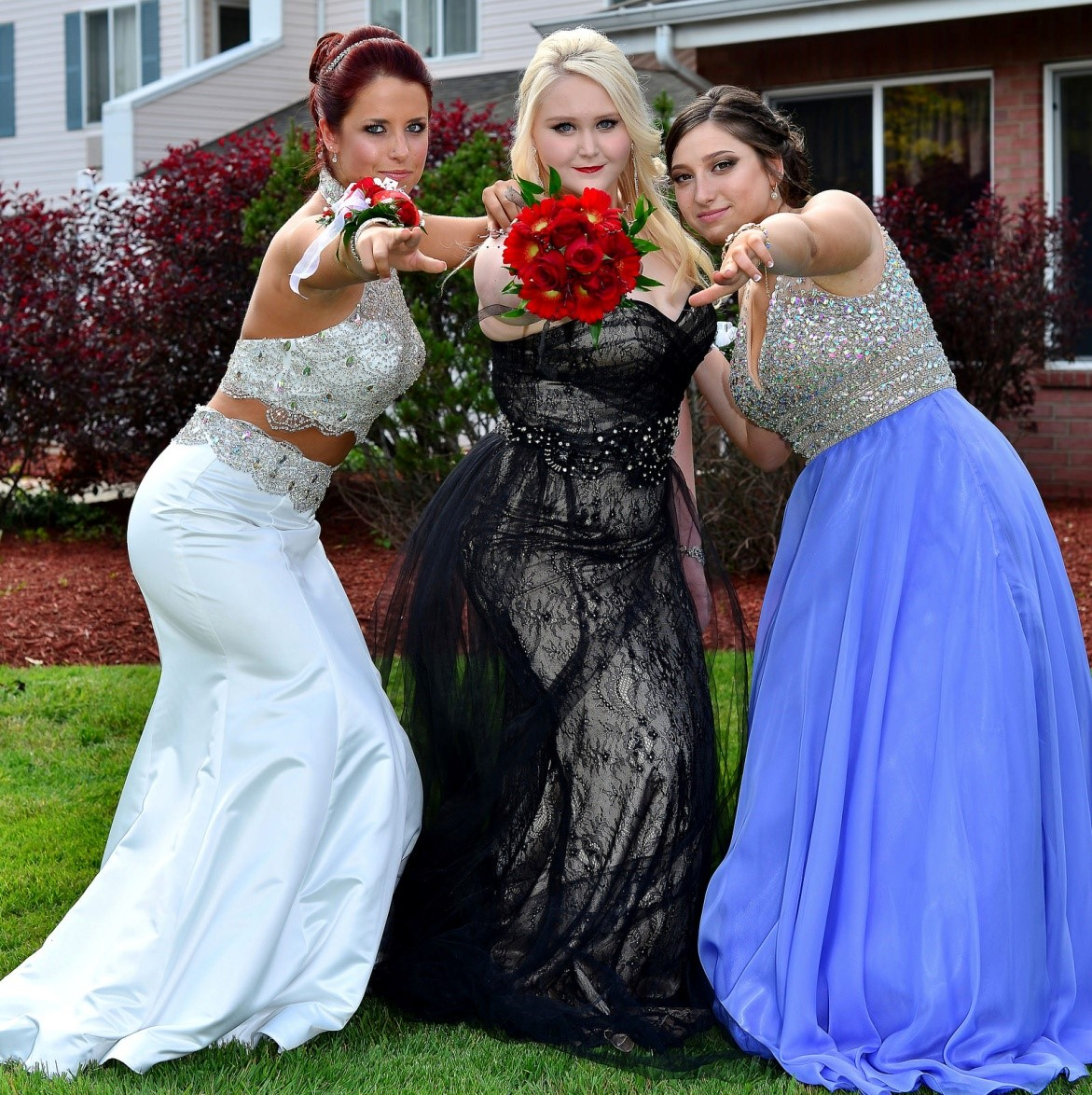 Which Prom Dress Hemline Works Best For Your Body Type Boutiko