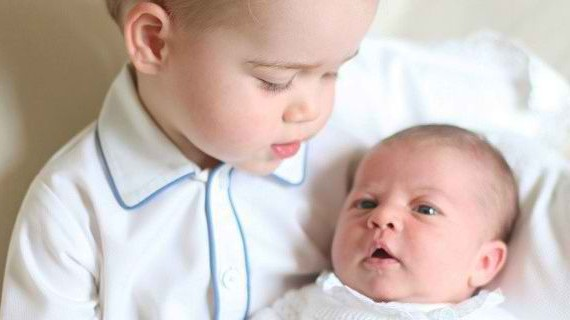 A Comparison of the Royal Christenings